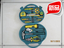 Tool 15 Sets Of Household Portfolio Tools Promotional Gift Set(China)