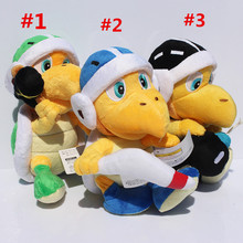 "8"" 20cm Super Mario Koopa Troopa Hammer Boomerang Boom Brother Stuffed Plush Doll Soft Toys WIth Tag"