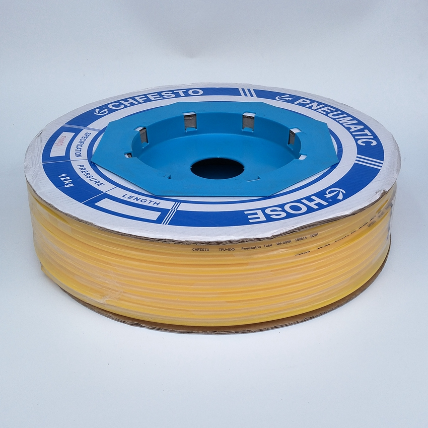 100meter/Roll  Pneumatic Tube PU8X5mm OD 8mm  ID 5mm Plastic Flexible Pipe Polyurethane Tube<br>