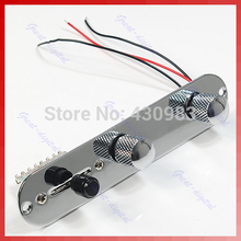 Hot 1 PC Prewired Control Plate 3 Way Switch for Fender Telecaster Guitar Tele(China)
