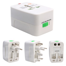 All-in-One Universal Travel Power Plug Adaptor Socket Converter for US UK EU AU2.70