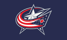 Columbus Blue Jackets Ice Hockey Sports Team Flag 3ft X 5ft Custom Banner With Sleeve Gromets 90*150CM(China)