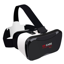 Google Cardboard 3D Glasses Virtual Reality Glasses VR Box DIY Google VR Cases 5 Plus 3d Glass For Iphone Huawei 6 Sony Xperia Z(China)