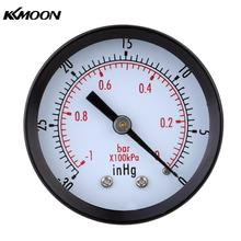 Mini Dial air manometer pressure gauge Meter Stable Performance Pressure Gage Great Double Scale Vacuum Manometer