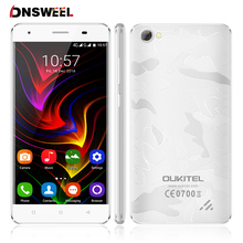 Oukitel C5 Pro cell phone Android 6.0 MT6737 Quad Core mobile phone 2GB RAM 16GB ROM 5.0inch HD IPS screen 8.0MP GPS smartphone