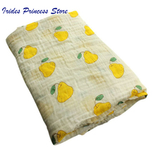 1Pcs Set 120*120cm Muslin Cloth 100% Cotton Newborn Baby Swaddles Baby Blankets Multi Designs Functions Baby Towel Hold Wraps