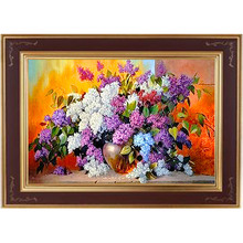 DIY diamond painting cross stitch Needlework diamond mosaic diamond embroidery flower  pattern hobbies and crafts  Decor AF116