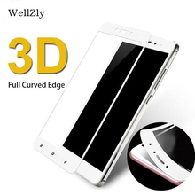 Buy Wellzly 3D Tempered glass xiaomi redmi note 4X film glass xiaomi redmi 4x glass protective glass Full Cover 9H cover for $1.15 in AliExpress store
