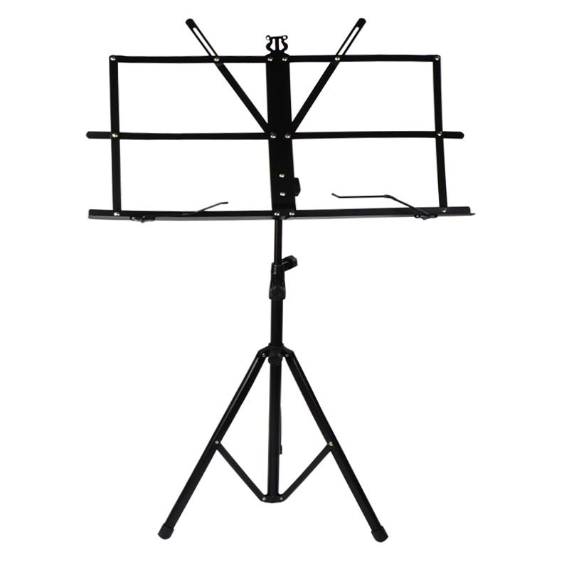 Free shipping portable music stand for guitar / violin available folding opern shelf / advanced elevator music stand<br><br>Aliexpress