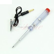 DC 6V-24V 12V Auto Car Truck Motorcycle Circuit Voltage Tester Pen Test Tool #S018Y# High Quality