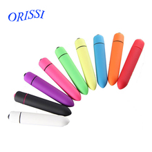 ORISSI Sexy Toys Adult Products Wireless Vibrating Bullet Long Portable Mini Bullet Vibrators Women Sex Toys Cheap Bullet Toys(China)