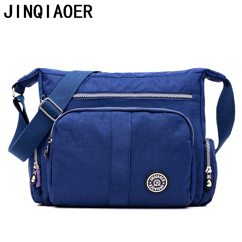 Shoulder Bags For Women Handbag High Quality Nylon Messenger Bags Designer Handbags Female Crossbody Bag Bolsa Feminina<br><br>Aliexpress