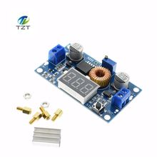 1PCS 5A 75W XL4015 DC-DC Converter Adjustable Step-Down Module 4.0-38V to 1.25V-36V DIY Adjustable Power Supply(China)
