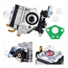 2 Stroke Carburetor 10mm Carb Kit Walbro WYJ-138 PMW part 4088 fit for Mini Moto 33CC 36CC Kragen Zooma Gas Scooter Pocket Bike