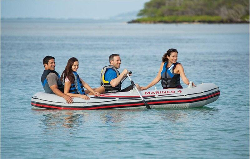 Achetez en gros caoutchouc bateau avec moteur en ligne des grossistes caout - Bateau gonflable 4 personnes ...