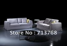 Modern furniture / living room fabric sofas / popular sofa set / 3 seater / lover seat MCNO9057(China)