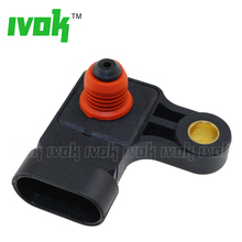 New Manifold Absolute Pressure Sensor MAP Sensor For Chevrolet Daewoo Lacetti Nubira Optra Rezzo Tacuma 1.4 1.6 1.8 2.0 25184080(China)