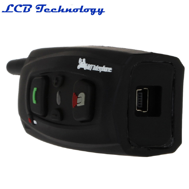 Wireless Long Distance Bluetooth Interphone For 2 Riders V2-1200 Bluetooth Headset Motorcycle 4PC/LOT<br><br>Aliexpress