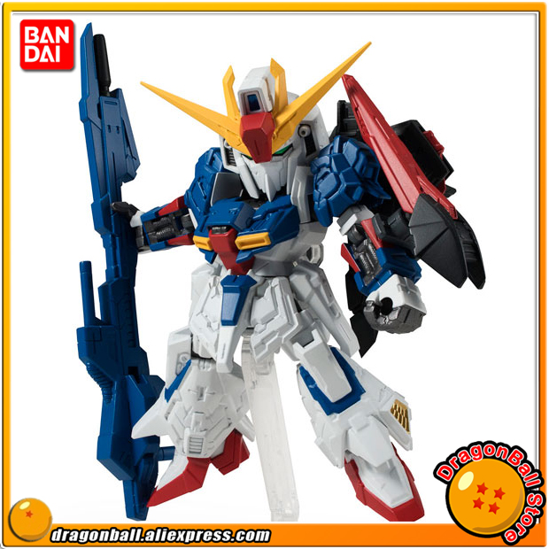 Mobile Suit Zeta Gundam Original BANDAI Tamashii Nations NXEDGE STYLE No. 0021 Action Figure - Z Gundam + Hyper Mega Launcher<br>