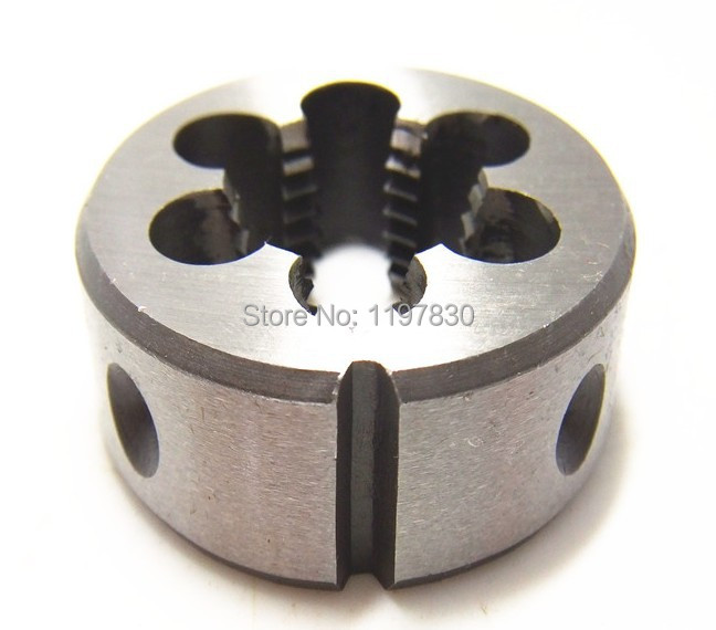 Free shipping of 1PCS BSP Die ZG1-1/4 pipe threading Dies threading Tools Lathe Model Engineer Thread Maker for water pipe<br>