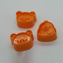 Rilakkuma bear Chick cookies biscuit cutters baby favovit Crab skull icons biscuit cutters free shipping