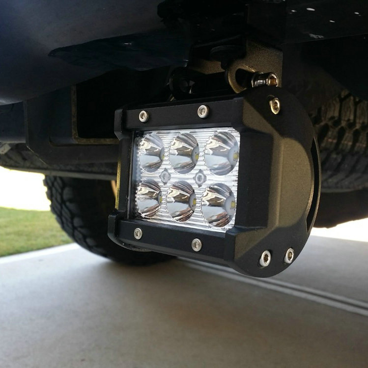 1pcs LED Work Light Bar 18w 4Inch for Motorcycle Tractor Boat Off Road 4WD 4x4 Truck SUV ATV12v 24v spot 18w led work light<br><br>Aliexpress