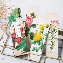 12 pack/lot Natural Collection Bookmark Paper Cartoon Animals Bookmark Promotional Gift Stationery Film Bookmark