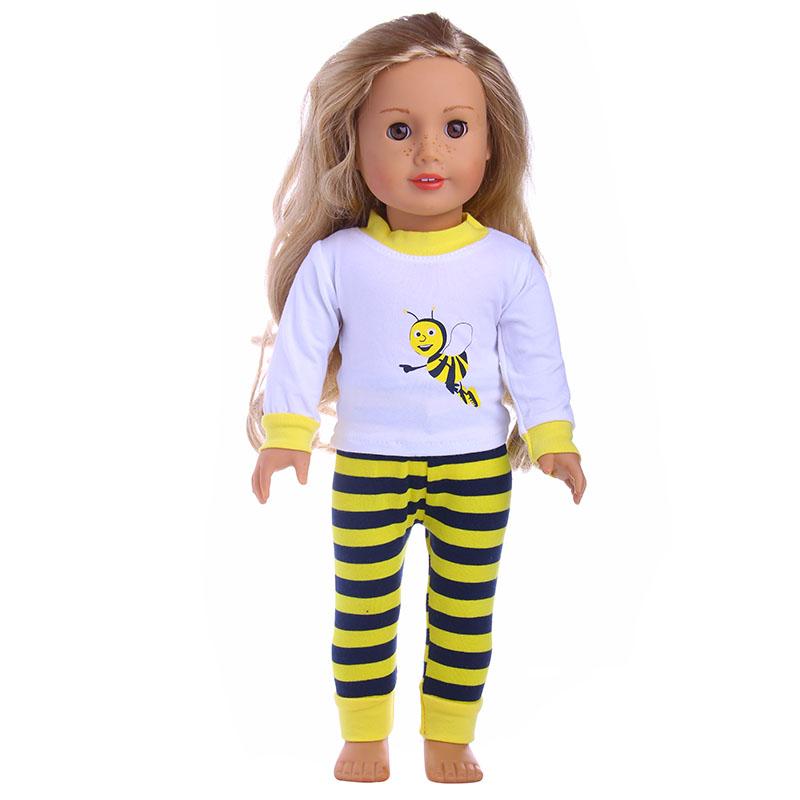 Triibulised pidžaamad nukule