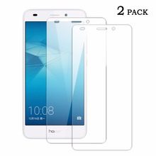 For Huawei Honor 5C Play Set Tempered Glass Screen Protector Protective Film Anti Explosion Anti-shatter