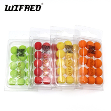 15PCS/30PCS 12mm Carp Fishing Pop Ups Boilies Baits Corn Apple Strawberry Sweet potato Flavor Carping Bait(China)