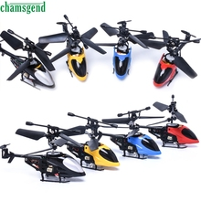 CHAMSGEND Best seller DROP SHIP RC 502 2CH Mini Rc Helicopter Radio Remote Control Aircraft Micro 2 Channel S40(China)
