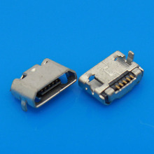 Jing Cheng Da USB Charging Port Connector For Blackberry Curve 9360 9350 9370 Charger Dock Port(China)