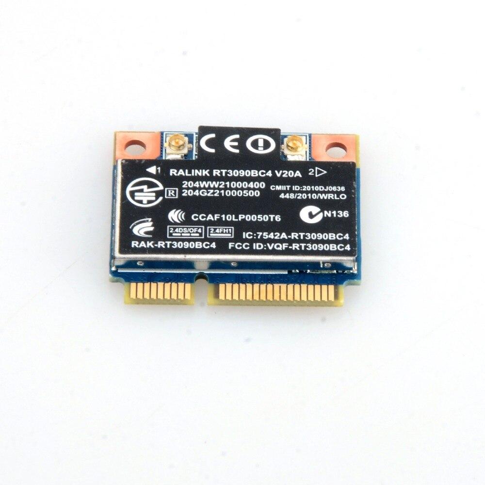 1 PC New RT3090BC4 WiFi N Bluetooth 3.0 PCI-e Card 300M 602992-001 for HP 602992-001 WIFI CARD SOJ15 P50<br><br>Aliexpress