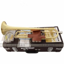 Genuine Trumpet YTR-2335S instrument B flat trumpet Grading preferred New trumpet professional performance music shipping(China)