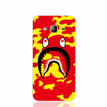 20994 yellow Camouflage Military cell phone case cover for Samsung Galaxy J1 MINI J2 J3 J7 ON5 ON7 J120F 2016 2015