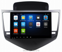 Ouchuangbo media player navigator gps truck car for Chevrolet Cruze support 4 core 3G WIFI android 6.0 OS