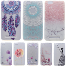 Soft TPU Patterns Case For Capa Lenovo Vibe C A2020 case For Funda Lenovo A2020a40 DS A 2020 Skin Gel Soft Cover Cell Phone Case