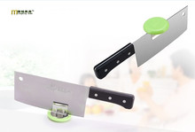 1PC Kitchen Knife Booster Power Knife Cap Kitchen Peeler Chopping Cut Fish Chicken Bones Dual-purpose Knife Brack OK 0324