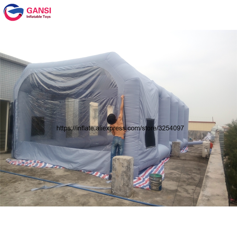 inflatable spray booth12