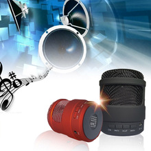 Creative Portable Speaker Bluetooth Wireless Speaker Mic Super Bass Music Audio TF USB FM Support for SmartPhone Loudspeaker(China)