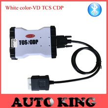2017 Newest 2015.3 Software+ FREE keygen! with Bluetooth VD TCS CDP PRO new vci for cars and trucks obd2 scan tool free shipping(China)