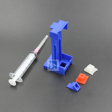 T4 Ink Cartridge Absorption Clamp  Pumping refill tool kits for HP 51641 1823 6625 6578 41 23 17 78 for HP78 hp23
