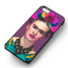 trendy frida kahlo cell Phone Case Cover For iPhone 4S 5 5S SE 5C 6 6S Plus 7 7Plus Samsung Galaxy S5 S6 S7 edge shell