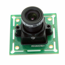 "video camera 1/4"" CMOS OV7725 32x32mm/26x26mm 640x480 mini micro VGA USB Camera Module"