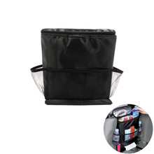 Black Car Insulated Food Storage Bags Organization Auto Interior Styling Wholesale Bulk Lots Accessories Supplies Products