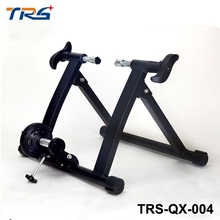 Buy Steel Plastic Cycling Mountain Biking Indoor Training Station Road Bicycle Parking Station Bike Indoor Exercise Trainer Stand for $159.80 in AliExpress store