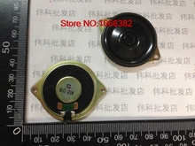 2PCS/LOT Slim Speaker 2W8R 40MM thickness 5MM with ear fixed(China)