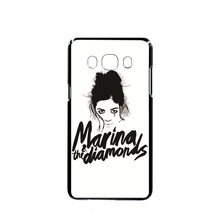 08682 Marina and the Diamonds cell phone case cover for Samsung Galaxy J1 ACE J5 2015 J7 N9150