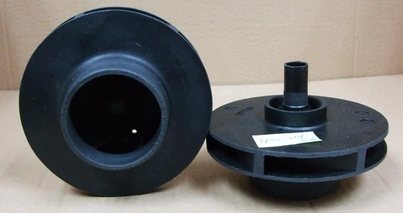 LX B358-02 Pump Impeller,compatible with WP300-I,WP300-II,LP300 50HZ ,LP 300 / WP 300-II impellor LX LP300 Jet Pump Impellor<br>