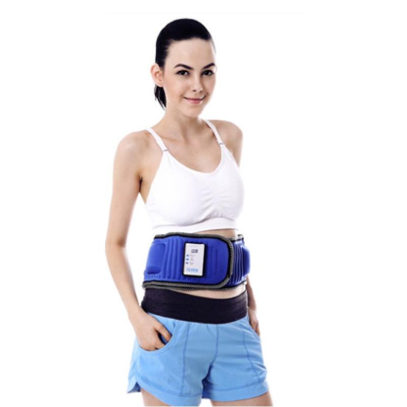 Free shipping Liposuction machine Slimming belt fat burning abdominal lazy time thin waist belly equipment massage relaxation<br><br>Aliexpress